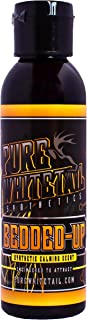 Pure Whitetail Bedded-Up Synthetic Calming Scent – Liquid – Bedding Area and Deer Herd Attractant and Cover Scent