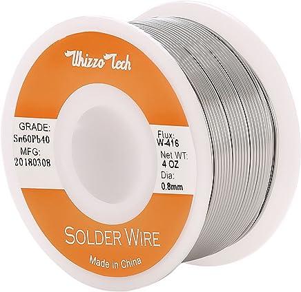 Amazon.com: 60/40 rosin core solder: Industrial & Scientific