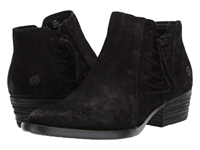 Born Bessie (Black Suede) Women