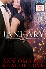 Man of the Month Club: JANUARY: A Hot Shot of Romance Quickie - Steamy Matchmaker Romance Kindle Edition