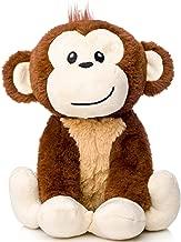 earthMonkeys Monkey Stuffed Animal   Cutest Stuffed Monkey Plush for Kids   Great Gift for Any Registry or Baby Shower!