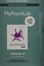 NEW MyPsychLab with Pearson eText -- Standalone  Access Card -- for Psychology (4th Edition)