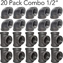 Best iron pipe fittings Reviews