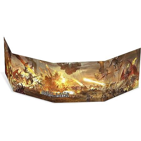Asmodee Dungeons & Dragons - Discesa nell'Avernus: Schermo del Dungeon Master - 4038 ASMODEE ITALIA