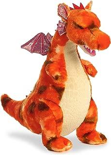 orange dragon stuffed animal