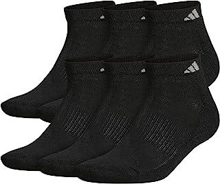 mens Athletic Cushioned Low Cut Socks (6-pair)