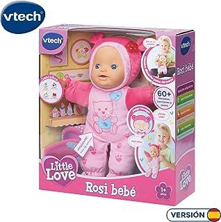 VTech–Little Love Rita Learn to Speak, Interactive Doll Little Love - ROSI 19.3 x 15.5 x 9.1