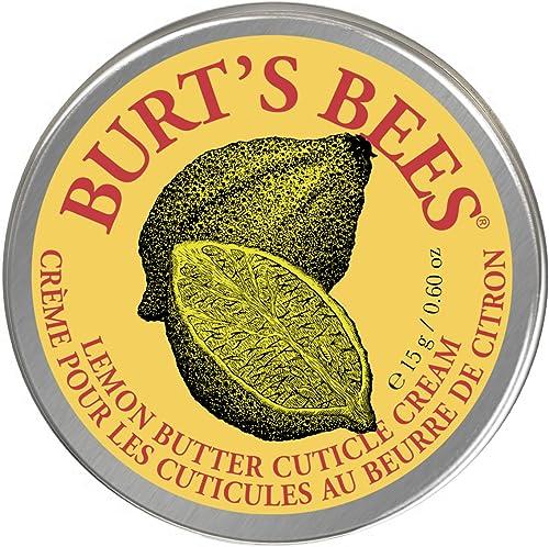 Burt's Bees, Crema per cuticole al burro di limone, 15 g