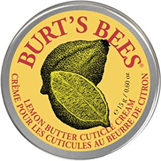 Burts Bees, Cuticle Cream Lemon Butter, 0.6 Ounce