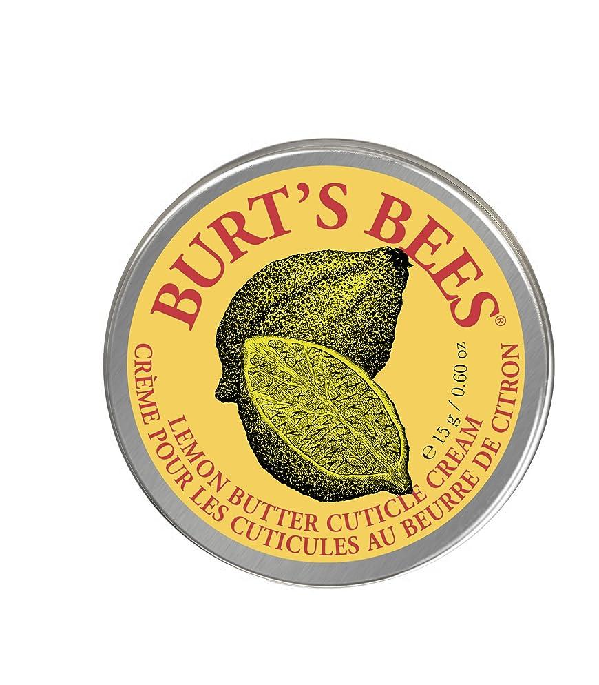 Burts Bees, Cuticle Cream Lemon Butter, 0.6 Ounce