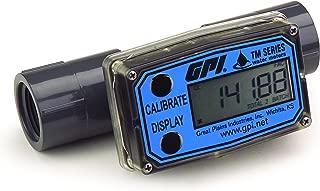 GPI Electronic Water Meter - 3/4in, Model# TM075-N