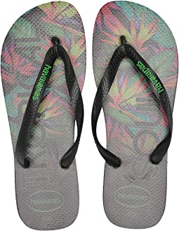 7b26ebc6837143 Black Black. 6. Havaianas. Top Tropical Flip-Flops