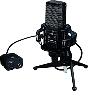 Lewitt DGT 650 Microphone and Audio Interface for iOS/OSX/Windows