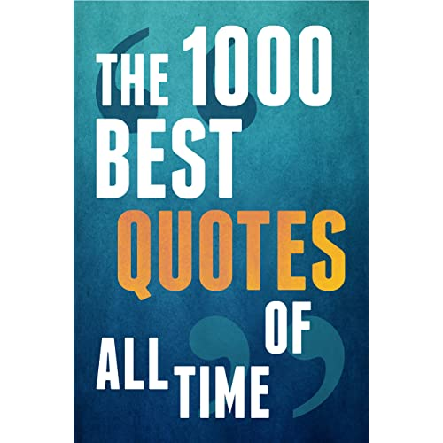 Quotes For A Life Amazoncom