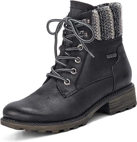 Tamaris 26249-21 - Stiefel de Cordones de Lona damen
