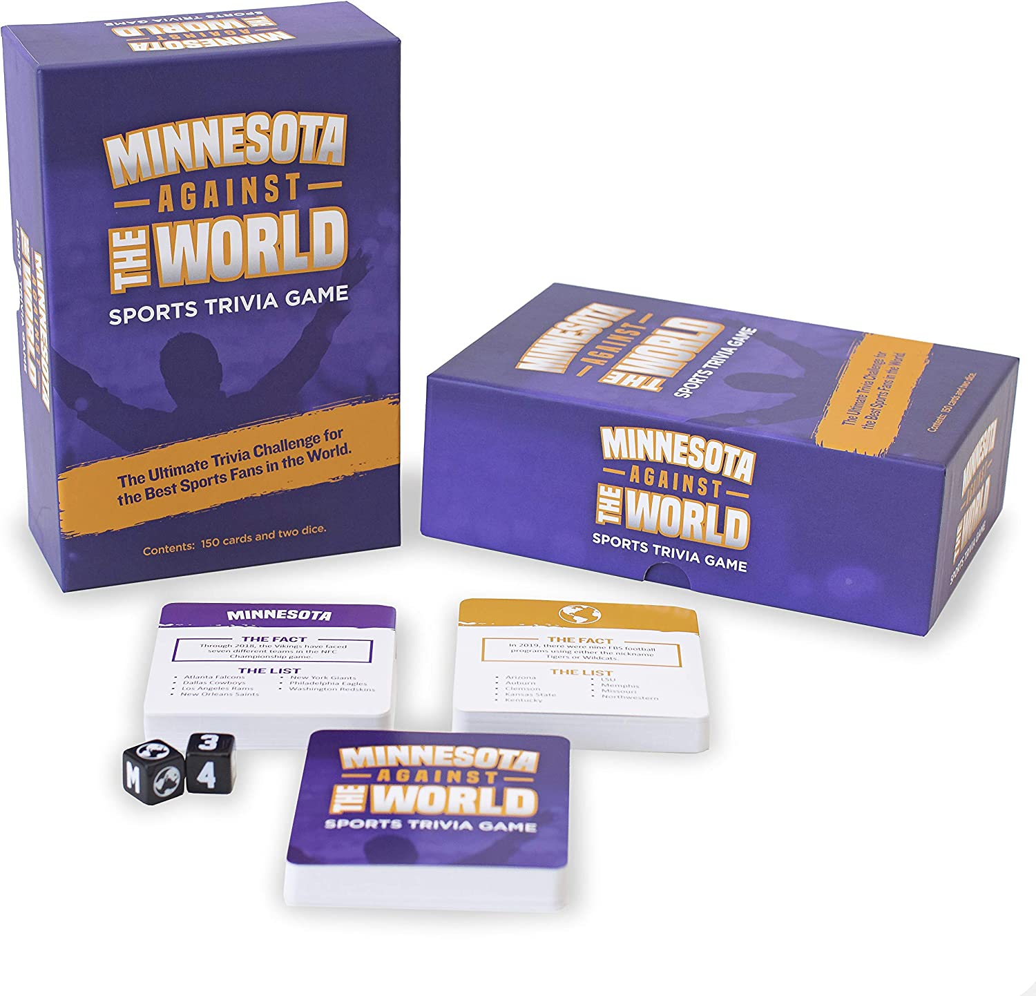 Quantity limited You Gotta Know Minnesota Against The Game Max 82% OFF Sports World Trivia -