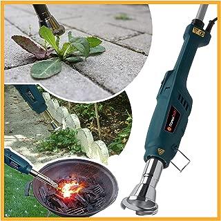 APMMONT D/ésherbeur /Électrique Br/ûleur de Mauvaises Herbes 650/°C Br/ûleur /électrique de mauvaises herbes,Sans flammes ni produits chimiques,avec 2 Buses et Cordon de 1,8 m
