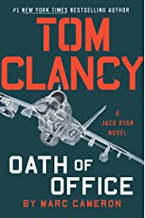 Tom Clancy Oath of Office (A Jack Ryan Novel Book 18) Kindle Edition