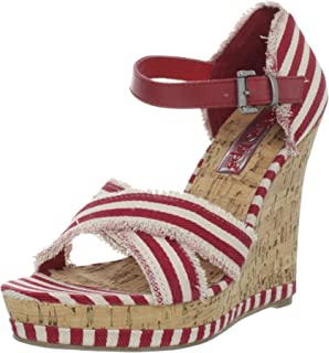 Two Lips Women's Antigua Wedge Sandal