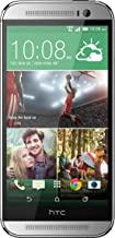 HTC One M8 32GB Verizon + GSM 4G LTE Dual-Speaker Smartphone w/Android OS - Glacial Silver
