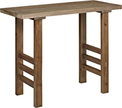 Stone & Beam Reclaimed Fir Ladder-Rung Counter Bar Dining Table, 36 Inches Height, Wood