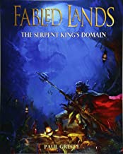 The Serpent King's Domain: Large format edition: Volume 7 (Fabled Lands)