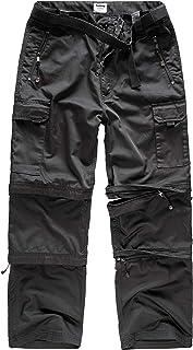 Surplus Raw Vintage Men's Trekking Trousers, Black, XL