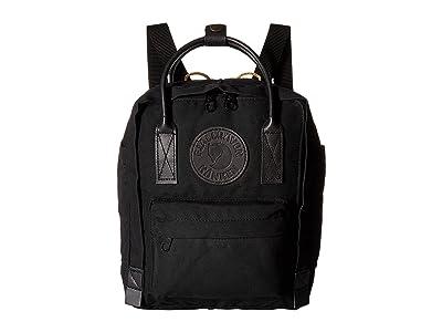 Fjallraven Kanken No. 2 Mini (Black) Bags