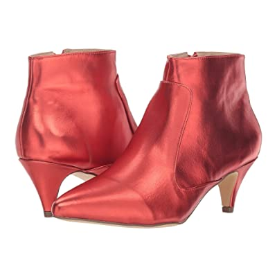JANE AND THE SHOE Kizzy (Red Metal) Women