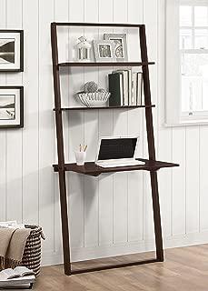4D Concepts Arlington Wall Shelf with Desk