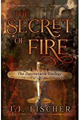 The Secret of Fire (The Darcentaria Duology Book 2) Kindle Edition