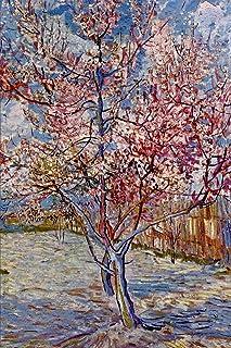 Peach Tree in Bloom (In Memory of Mauve) by Vincent van Gogh Journal
