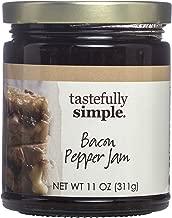 Tastefully Simple Bacon Pepper Jam - 11 oz
