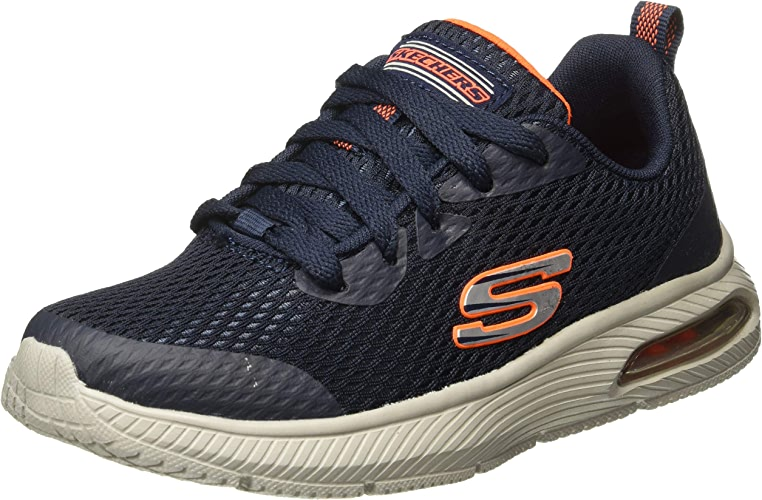 Skechers Dyna-air-Quick Pulse, Baskets Garçon