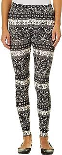 90069ab0814f9 Amazon.com: PINK ROSE - Leggings / Juniors: Clothing, Shoes & Jewelry