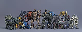 Source Mecha Movable Figure Big Pack 23 in 1 Set Movable Model Toy