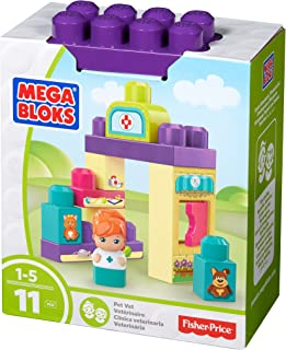 NEW Fisher Price Mega Bloks WOW 250 Blocks FREE SHIPPING