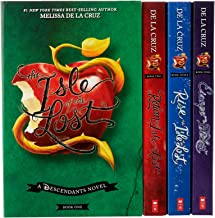 Disney: Descendants Box Set (Books 1-4)