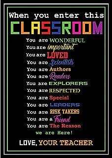 Best door posters for classrooms Reviews
