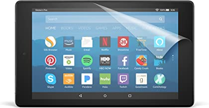 NuPro Anti-Glare Screen Protector for Amazon Fire HD 8 Tablet (7th and 8th Generation..