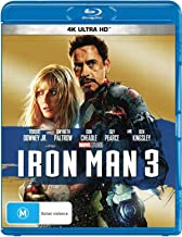 Iron Man 3 (4K Ultra HD)