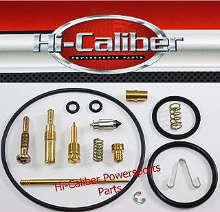 Hi-Caliber Powersports Parts OEM QUALITY Carburetor Carb Rebuild Kit for the 1986-1988 Honda TRX 200SX Fourtrax ATVs