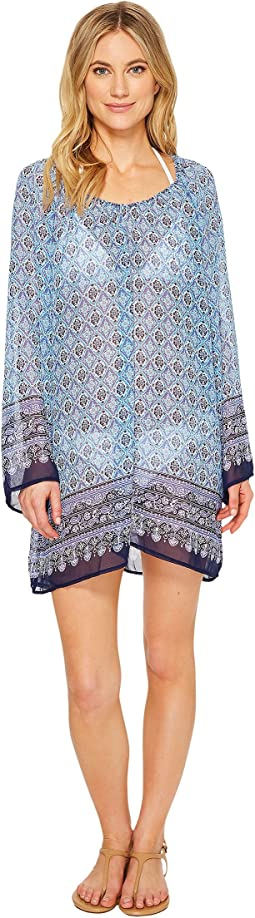 Tommy Bahama - Tika Tiles Tunic Cover-Up