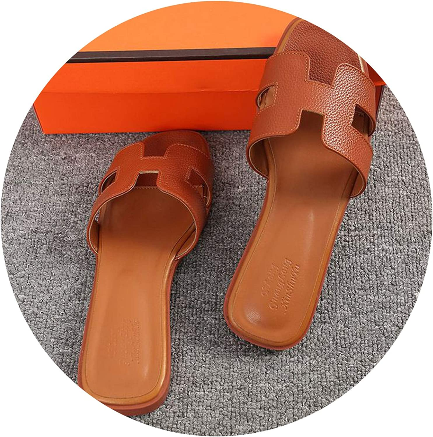 Baixa flats 2019 Women Brand Sandals Summer Luxury Flat Candy color Outdoor Holiday Slides Rome shoes Female Casual Sandals Plus Size WF01
