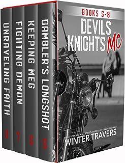 Devil's Knights MC: Books 5-8