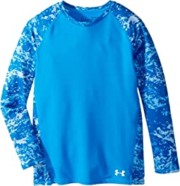 Under Armour Kids - Novelty ColdGear Crew (Big Kids)
