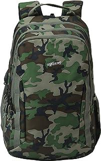 F Gear Raider Marpat Woodland Digital Camo 30 Liter Backpack with Rain Cover (2811)
