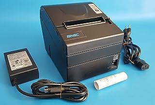 SNBC BTP-R880NP POS Receipt Printer W/New Adapter, USB, Power Cable & Print