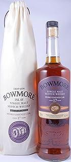 Bowmore 1999 17 Years Feis Ile 2016 Pedro Ximénez Sherry Cask 24 Hand-Filled Islay Single Malt Scotch Whisky Cask Strength 56,1% - eine von 666 Flaschen