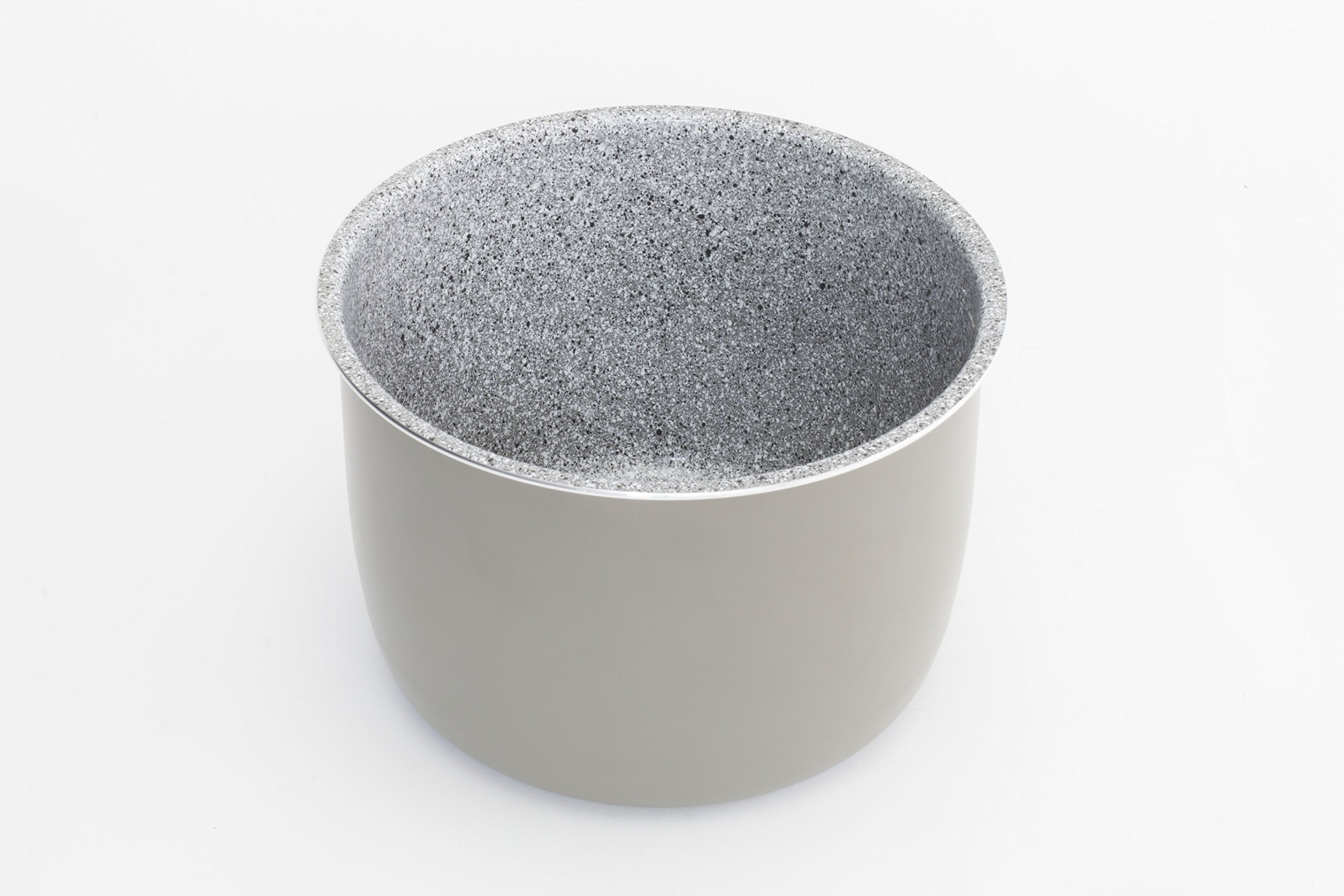 Cubeta cerámica con Antiadherente tricapa Excélsior. Apta para ollas programables GM de 6 litros: Amazon.es: Hogar